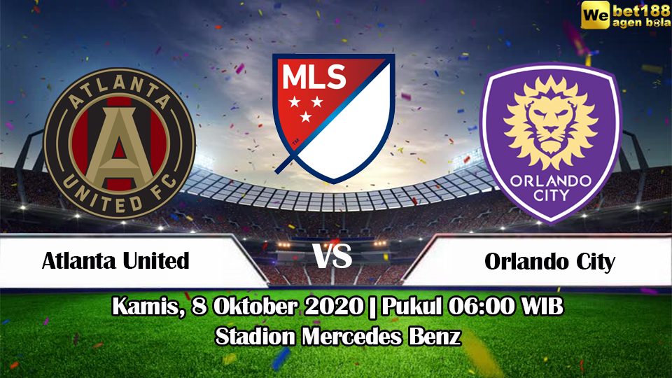Prediksi Bola Atlanta United Vs Orlando City 8 Oktober 2020