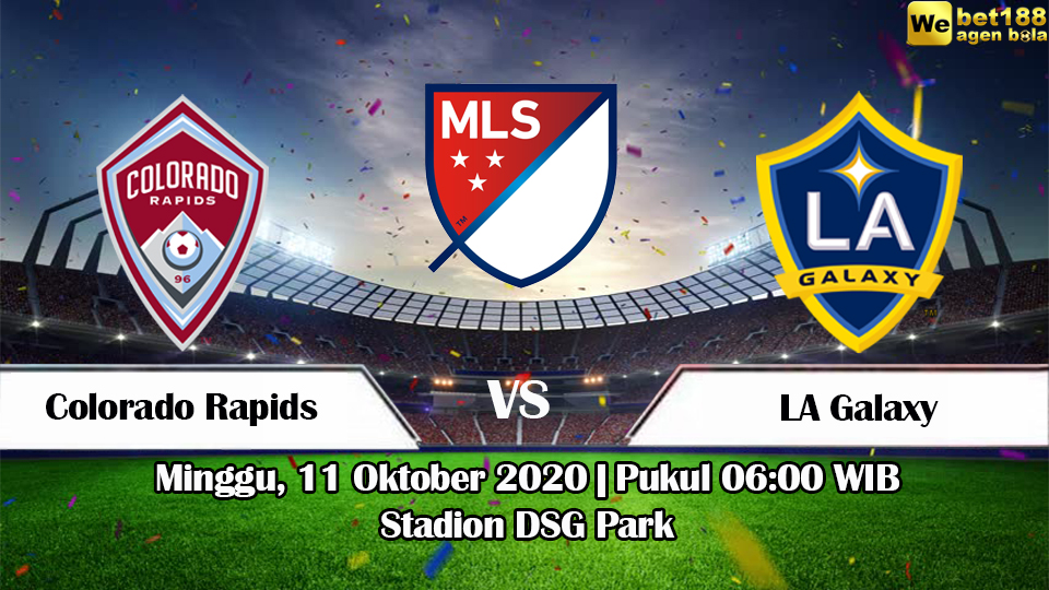 Prediksi Bola Colorado Rapids Vs LA Galaxy 11 Oktober 2020